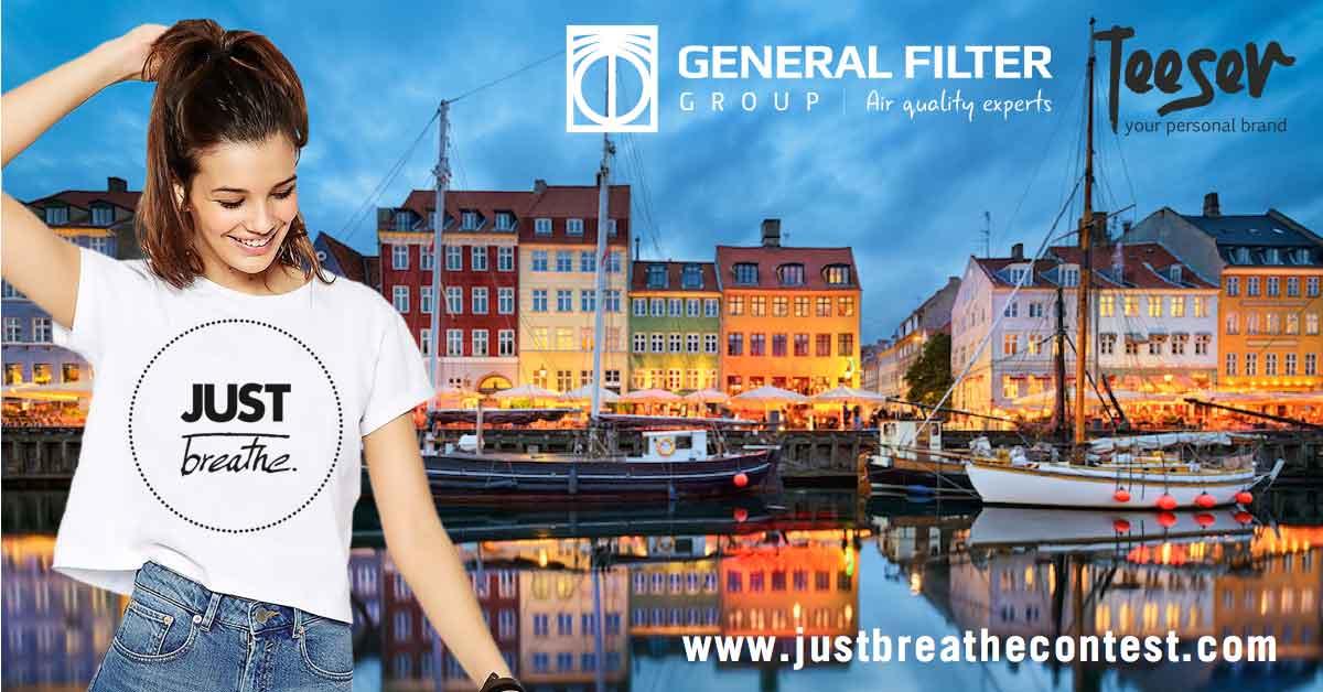 T-shirt Teeser General Filter