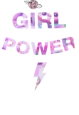 maglietta Girl Power Sweatshirt