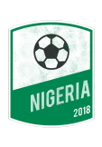 maglietta Nigeria Football World Cup 2018 Fan T-shirt