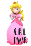 maglietta Princess Peach
