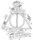 maglietta always potterhead