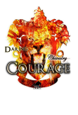 maglietta Courage, Daring, Chivalry