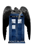 maglietta Weeping Angel