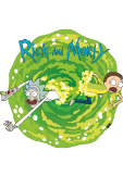 maglietta Rick and Morty