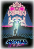 maglietta Masters of synthwave
