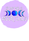 maglietta Stay Wild Moon Child 1
