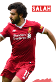 maglietta Mohamed Salah For Liverpool FC??