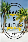 maglietta TRAVEL more & CULTURE yourself
