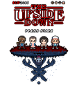 maglietta The Upside Down 8-Bit