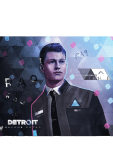 maglietta CONNOR DETROIT BECOME HUMAN