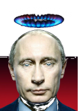 maglietta Putin the king of gas