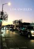 maglietta cover - Los Angeles