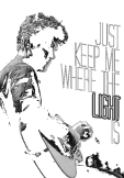 maglietta Just keep me where the light is #JohnMayer
