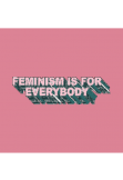 maglietta feminism is for everybody