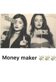 maglietta money maker