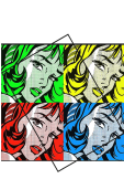 maglietta pop art 2