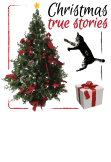 maglietta Christmas True Stories - The cat