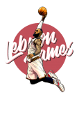 maglietta Lebron James