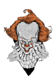 maglietta PENNYWISE