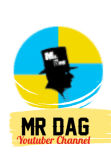 maglietta Mr Dag Youtuber