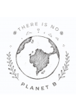 maglietta there is no planet B