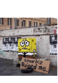 maglietta SPONGEBOB MISS YOU