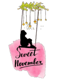 maglietta Sweet november