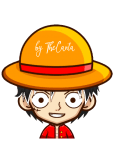 maglietta Luffy by TheCanta