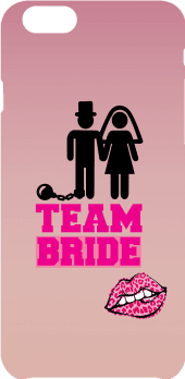 cover We are the team Bride!!!