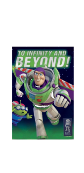 cover to infinity and beyond!