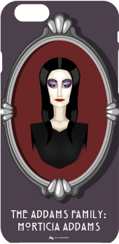 cover The Addams Family: Morticia