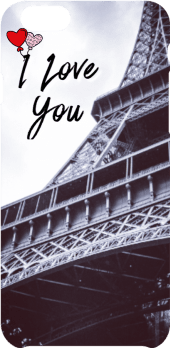 cover I Love You - Tour Eiffel