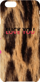 cover Cover - F*ck You/Love You LEOPARD