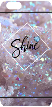 cover Shine Cover with Diamond