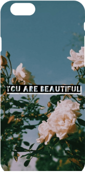 cover You Are Beautiful / cover with Flower