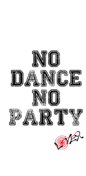 cover no dance no party