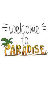 cover Welcome to paradise