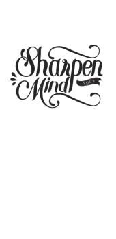 cover Sharpen your mind