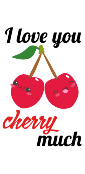 cover I love cherry much