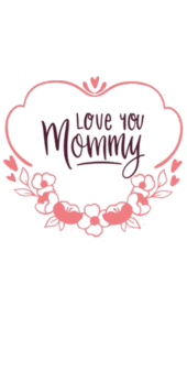 cover Love you Mommy
