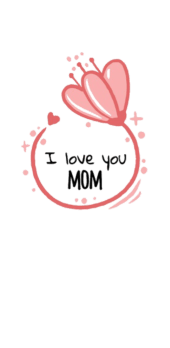cover I love you Mom