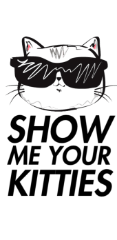 cover SHOW ME YOUR KITTIES.