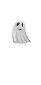 cover happy ghost