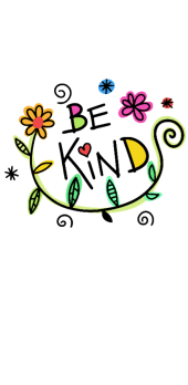 cover  be kind