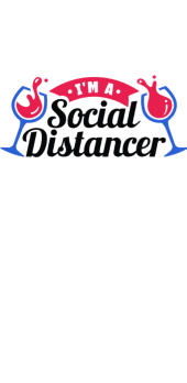 cover SOCIAL DISTANCER