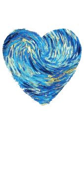cover love from van Gogh