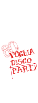cover 80 voglia disco party