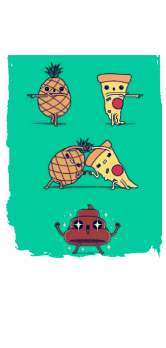 cover Pizza Whit Ananas by Anto 0.10