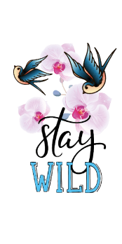 cover Stay wild