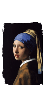 cover Girl With a Pearl Earring